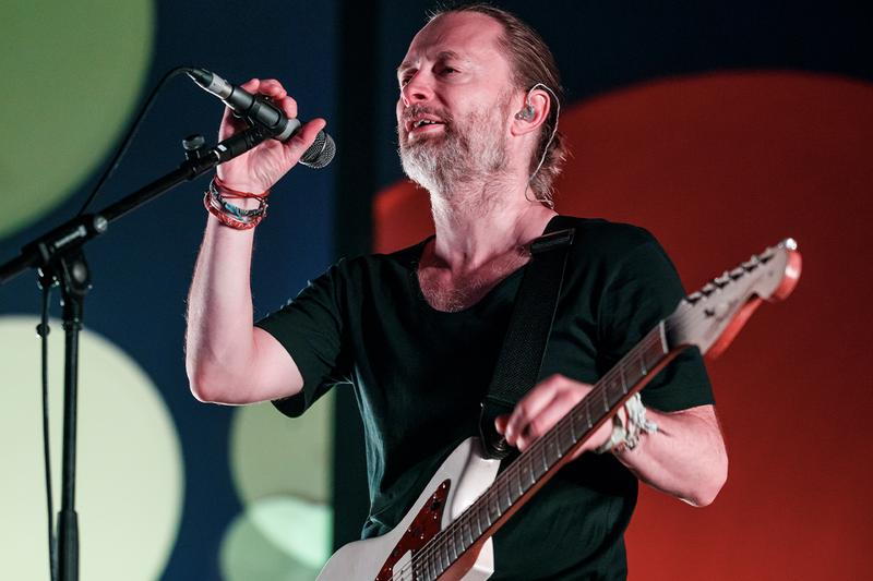 Thom Yorke US North American 2018 tour dates tickets buy city locations radiohead live tomorrows modern boxes
