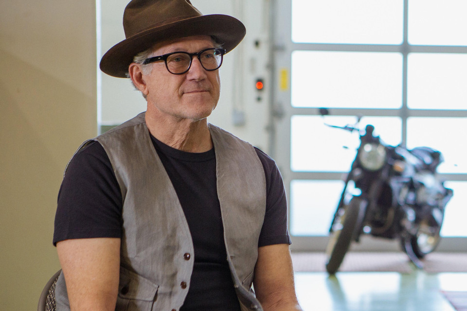 Tinker Hatfield Talks Motorcycles, Designing Iconic Sneakers & More