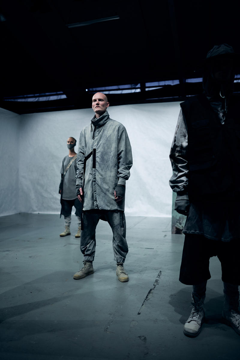 Tobias Birk Nielsen Spring Summer 2019 Collection The Survivalist copenhagen fashion week debut presentation runway showcase mens