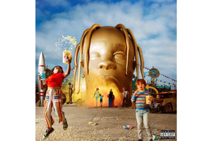 Stream Travis Scott's New Album 'Astroworld'