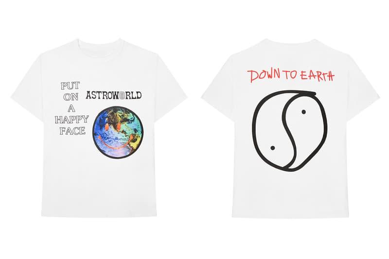 Travis Scott Astroworld Merch Collection Drop 4 t shirt hoodie pants sweat vinyl pre sale ticket access