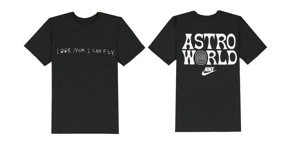 41ecd2f5 Nike x Travis Scott 'Astroworld' T-shirt Capsule | HYPEBEAST