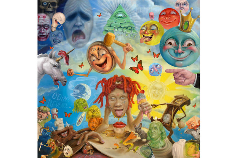 Trippie Redd Life's A Trip Album Stream