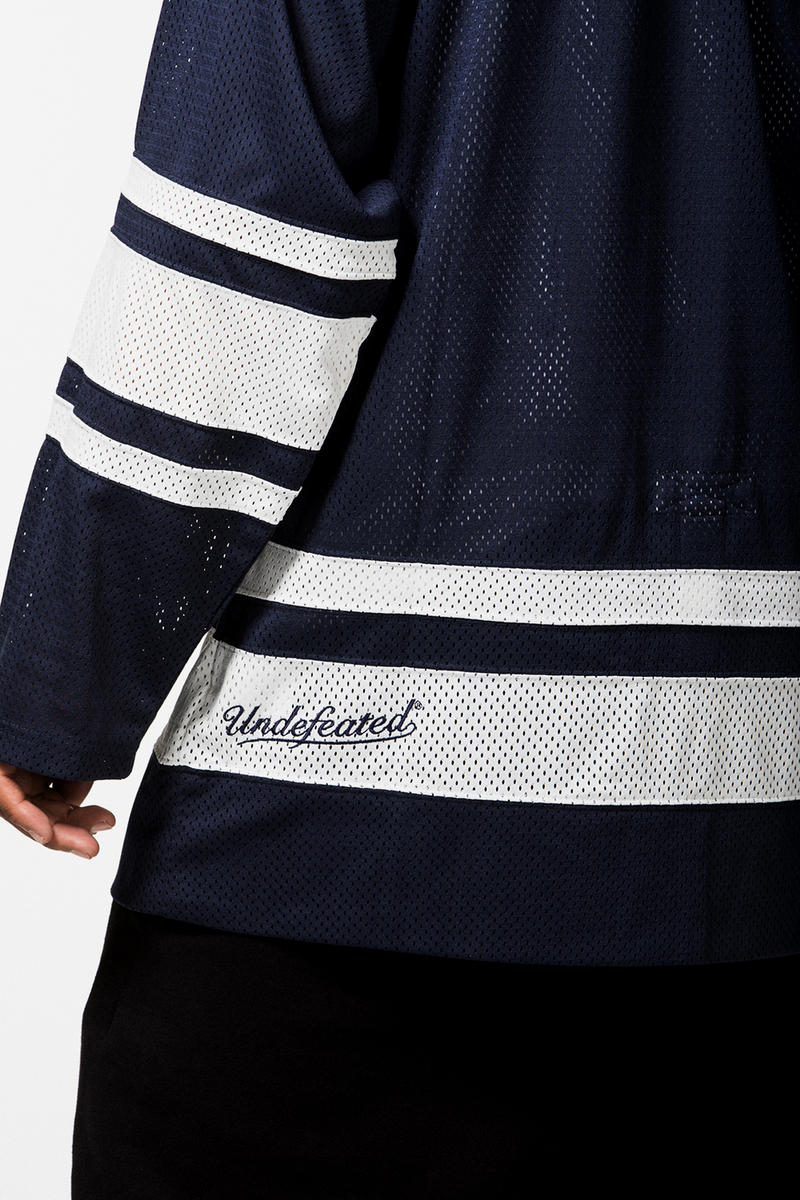 UNDEFEATED Fall 2018 Lookbook Collection Release Details First Look Sportswear Athletic T-shirts Tracksuits Hats Accessories