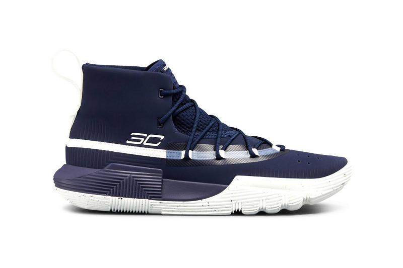 under armour sc 3zer0 3zero ii 2 steph stephen curry nba golden state warriors footwear 2018 basketball midnight navy white red sneakers