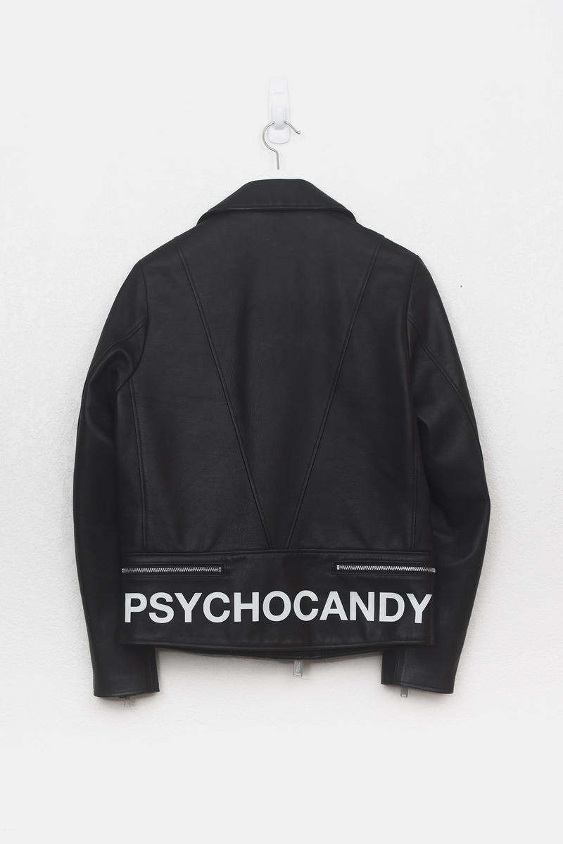 undercover archive sale jun takahashi Huiben Shop august 23 2018 release date info psychocandy leather rider jacket charles peterson 85 scab pants rare
