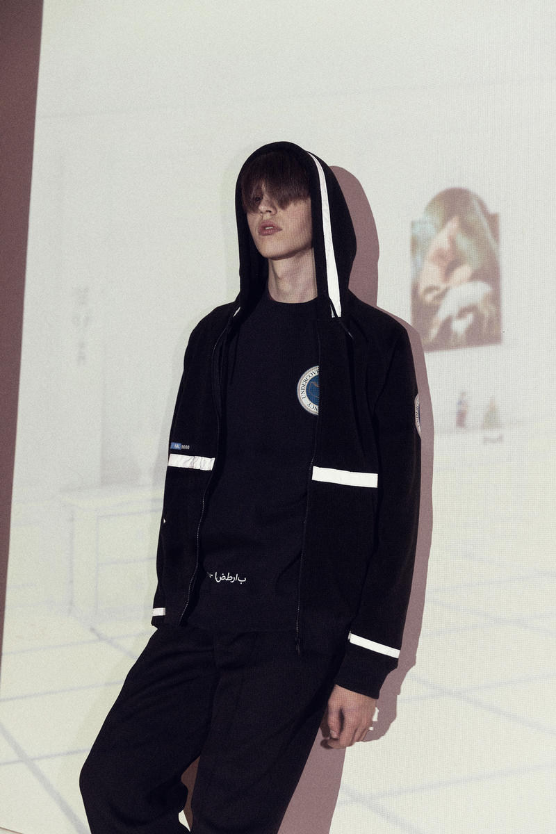 UNDERCOVER Fall Winter 2018 2001 A Space Odyssey HBX Editorial