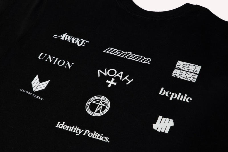 Union LA Robert Mueller collaboration Tee Union LA Awake NY NOAH  UNDEFEATED Spike Lee clothing Trump MarC Ecko Russia Government Streetwear someware Identity Politics Donald Trump cali thornhill dewitt god protect 40 acres and a mule melody ehsani bephie identity politics mademe logo branding print sold out buy sale sell consul investigation russia probe