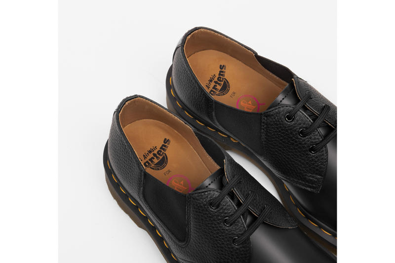 United Arrows sons Dr. Martens 1461 Shoe leather collaboration collection release date price drop release date buy purchase sale sell low