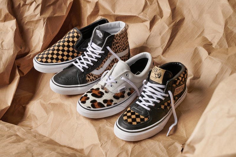 e3ede6836c8b Vans Unveil Calf Hair Classic Footwear Release Details Date Price Cop  Purchase Buy Shoes Trainers Sneakers. 1 of 4