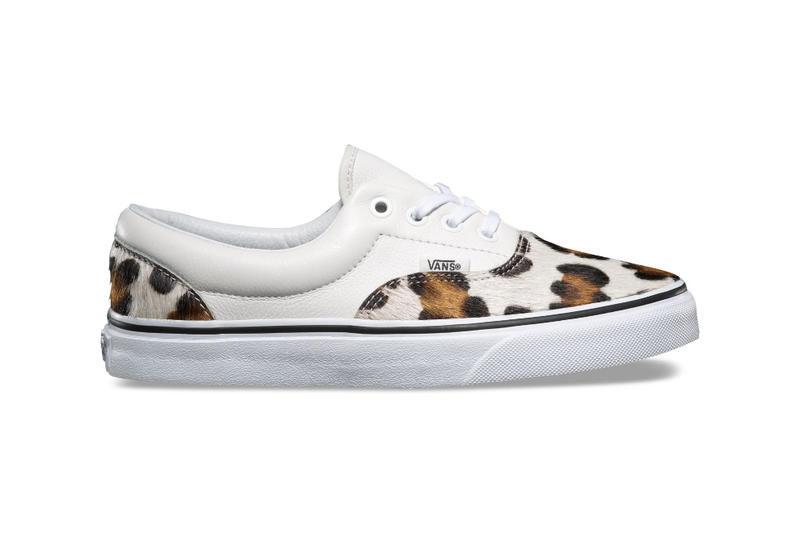 Vans Unveil Calf Hair Classic Footwear Release Details Date Price Cop Purchase Buy Shoes Trainers Sneakers Kicks Slip-On Half Cab Era Sk8-Hi Cheetah Leopard Jaguar