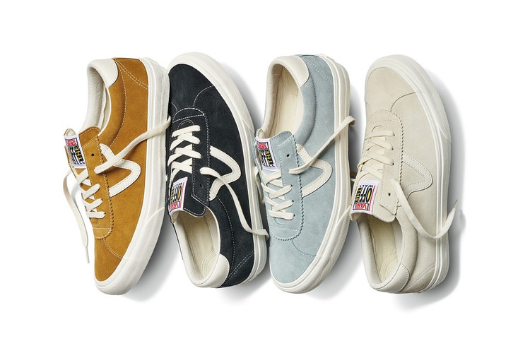 d6689d0e2f Vans Authentic LX. Vault by Vans   Julian Klincewicz Reinterpret OG  Silhouettes for New Originals Collaboration