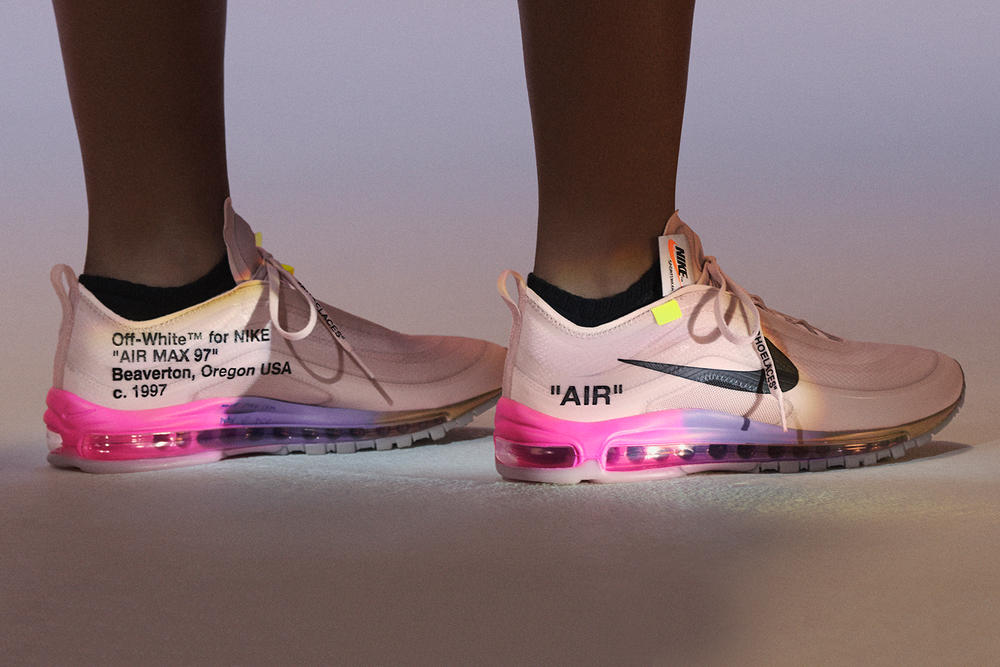 """Virgil Abloh x Serena Williams x Nike """"Queen"""" Collab Details Collection Air Max 97 Blazer Mid SW US Open Flushing Meadows NikeCourt Flare 2 PE Dresses Bomber Jacket Bag Sneakers Buy Purchase Release Details"""