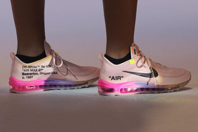 "Virgil Abloh x Serena Williams x Nike ""Queen"" Collab Details Collection Air Max 97 Blazer Mid SW US Open Flushing Meadows NikeCourt Flare 2 PE Dresses Bomber Jacket Bag Sneakers Buy Purchase Release Details"