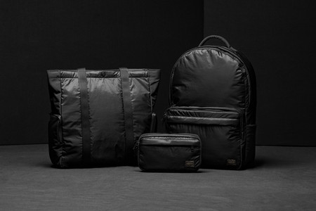 wings+horns Teams up With Porter for Fall/Winter 2018 Capsule Collab
