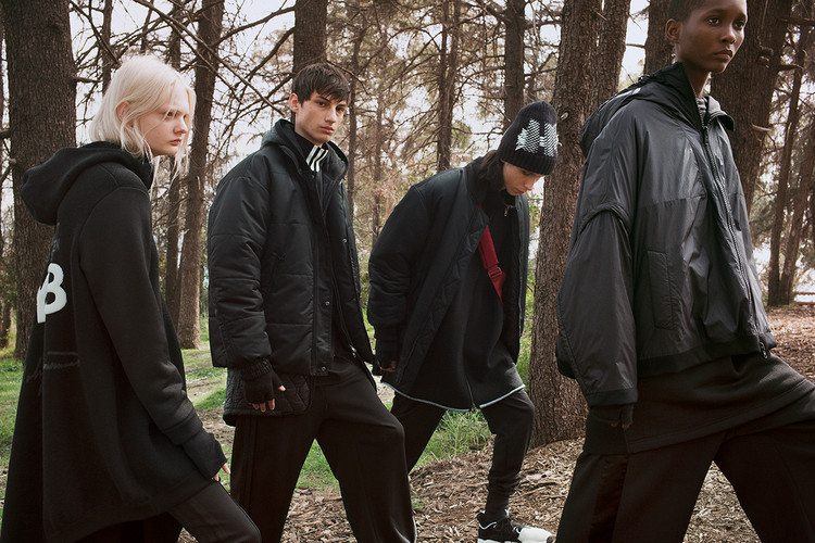 huge discount 29991 6d70e Y-3s FW18 Chapter 02 Lookbook Brings Progressive Fashion to Nature