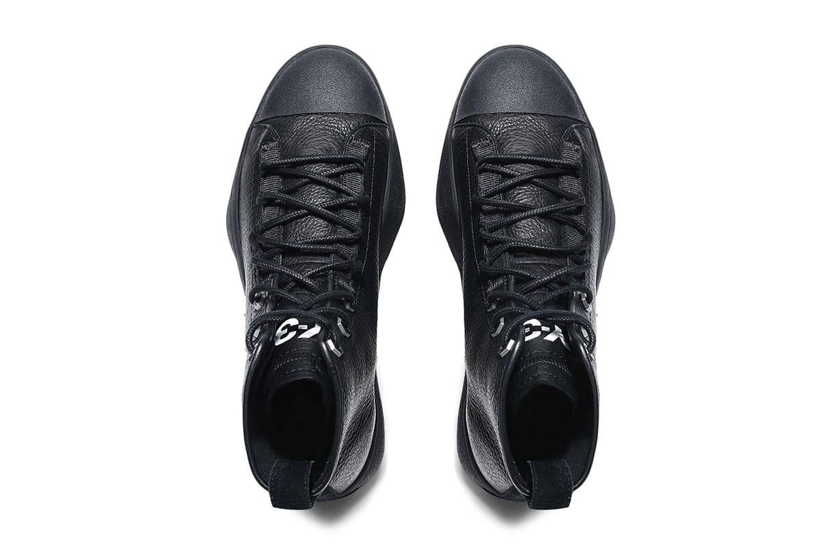 Y-3's FW18 Bashyo II Sneaker Is Now up