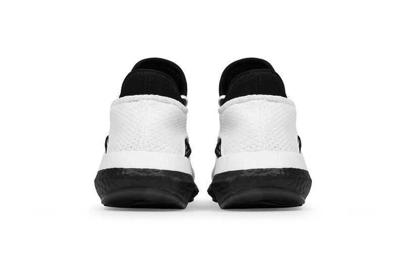 "Y-3 Saikou ""Core White"" Available Now sneaker release date adidas yohji yamamoto price colorway black white"