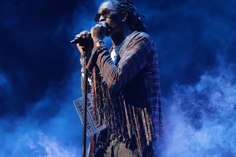 young thug slime language tracklist features new album project 2018 2019 snake song music lil uzi vert gunna duke jacquees hidoorah sex tracy t strick nechie lil keed dolly