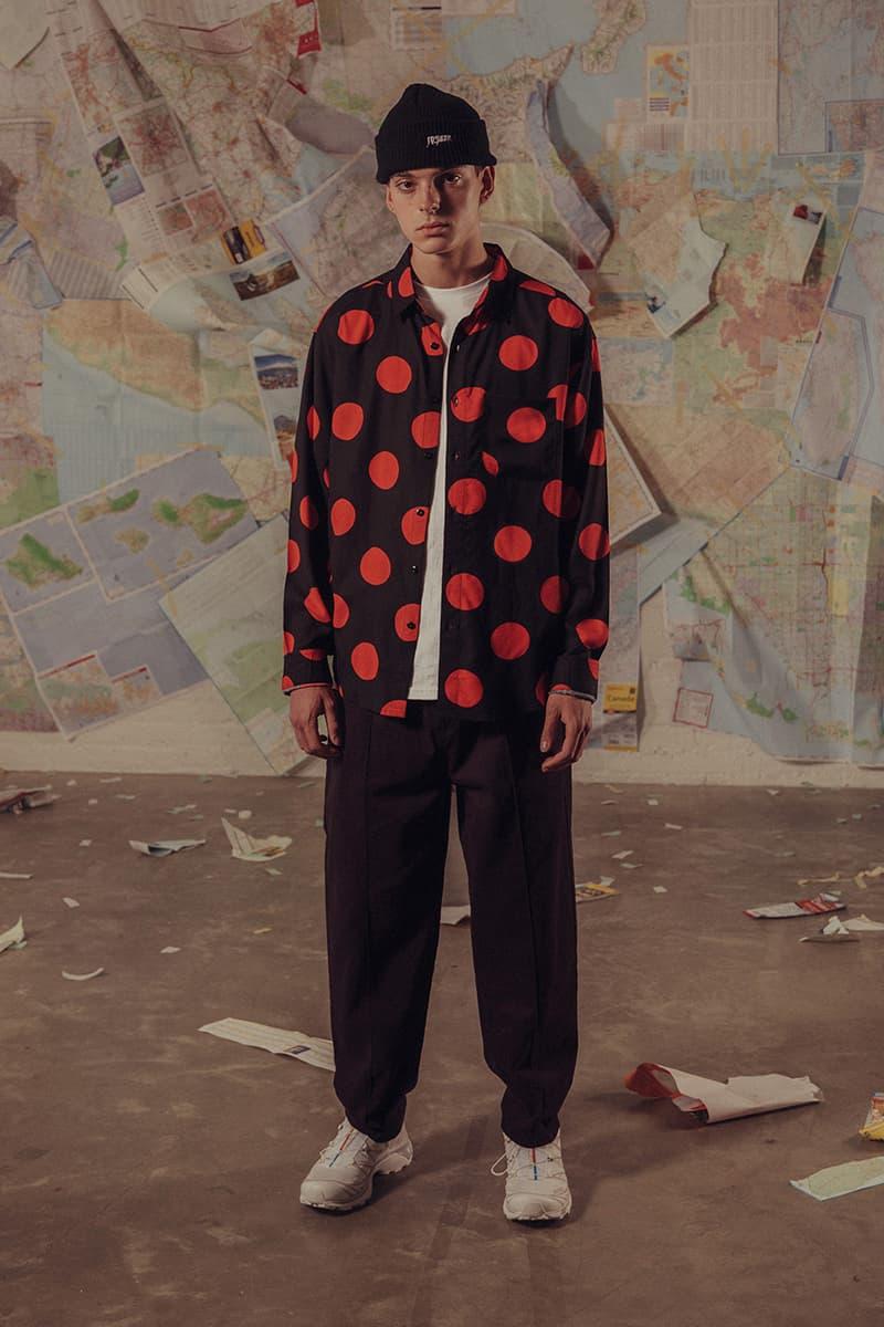 10.Deep Fall Winter 2018 Destination Nowhere collection Lookbook jackets hoodies crewnecks pants