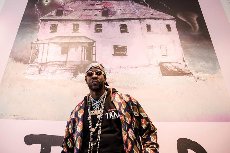 2 Chainz Announces Haunted Pink Trap House halloween
