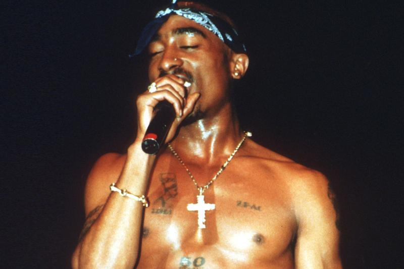 2Pac Photography Book