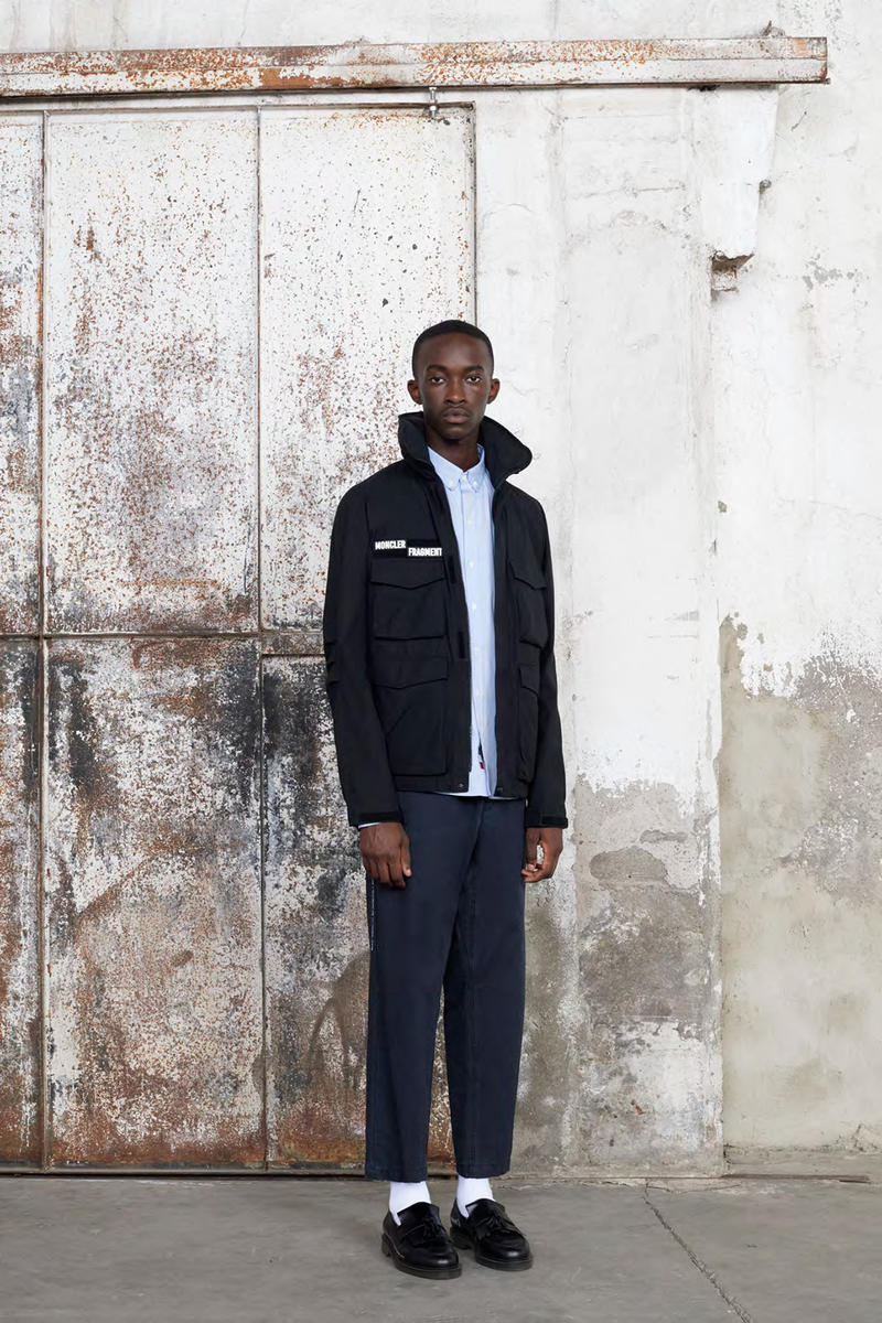 e1c7507c3 fragment design x Moncler Genius 7 SS19 Lookbook