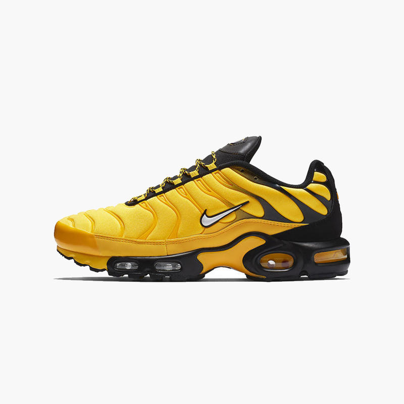 Nike Air Max Plus (Tour Yellow/White-Black)