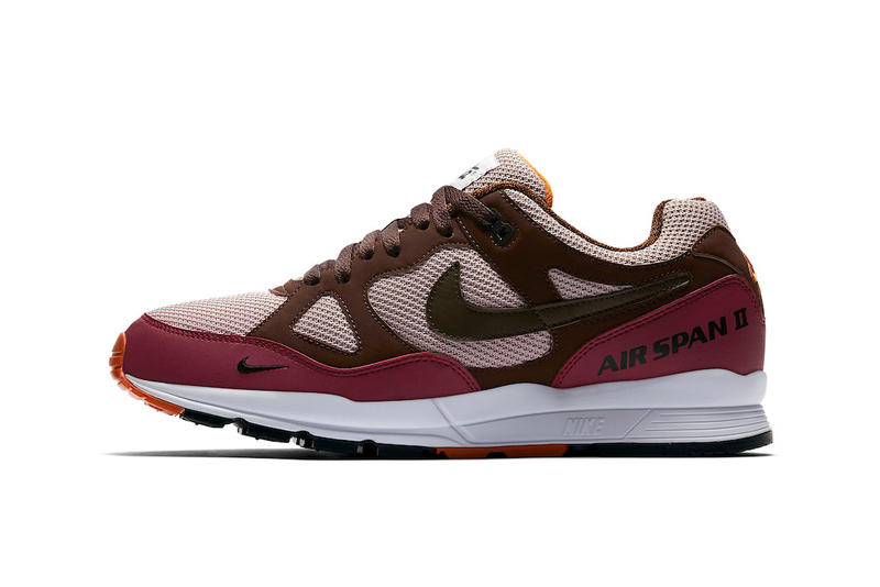check out 161e7 53120 Patta s Nike Air Span II Receives Official Imagery. A closer look at the  collaborative runner.
