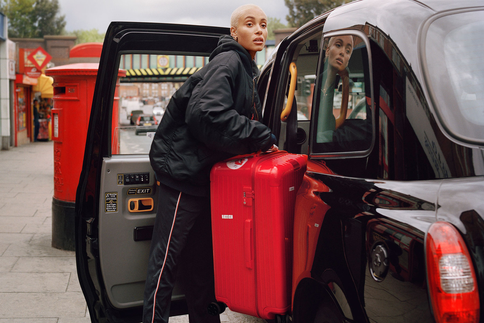 Rimowa campaign 120 year anniversary film movie virgil abloh yoon ahn nobu matsuhisa roger federer adwoa aboah luggage travel suitcase lvmh video