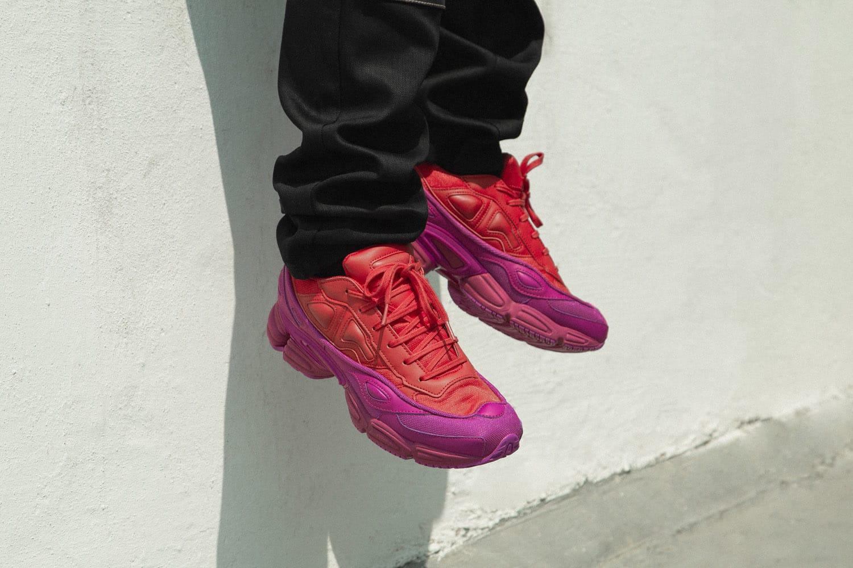 adidas by Raf Simons Ozweego Pack On