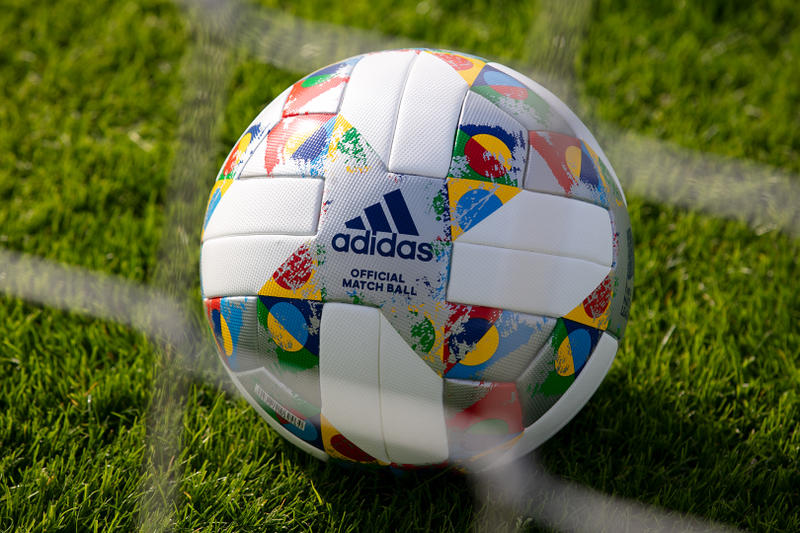 adidas Football Match Ball 2018/19 Nations League Design Unveiling First Look International England Spain Germany France Italy Europe Soccer