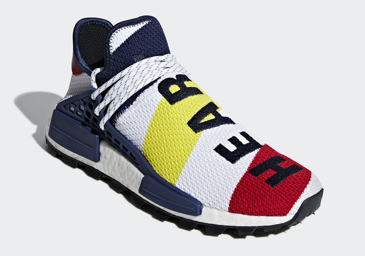 2145f3af2 Pharrell Williams x adidas Originals NMD Human Race. adidas x Billionaire  Boys Club Unveil Another