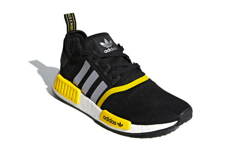 adidas NMD R1 Thunder release date yellow white grey black