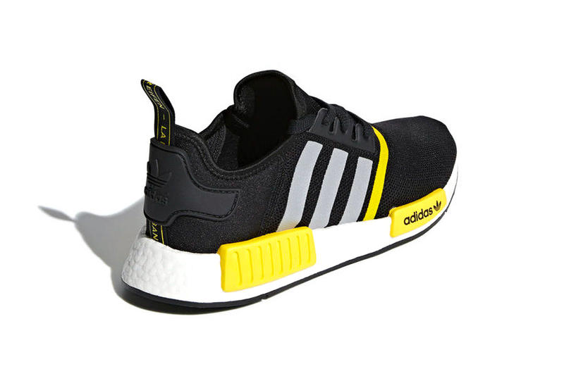 8f156eb64 adidas NMD R1 Thunder release date yellow white grey black