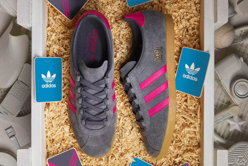 adidas Originals Archive Trimm Star Grey-Magenta size? Exclusive Shoes Kicks Trainers Sneakers Footwear