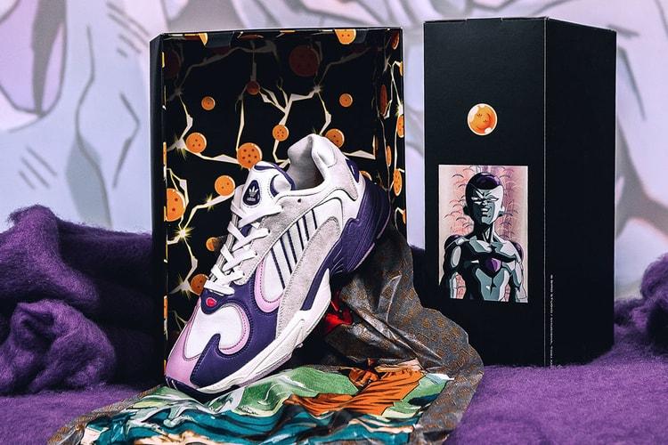 0c5d719e90bd7 A Closer Look at the  Dragon Ball Z  x adidas Originals