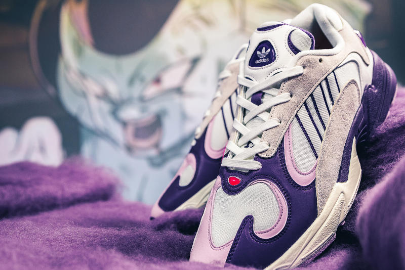 "adidas originals dragon ball z closer look zx 500 rm goku prophere cell yung-1 frieza Deerupt ""Son Gohan"" Ultra Tech ""Vegeta"" Kamanda ""Majin Buu"" 43einhalb release information date drop packaging"