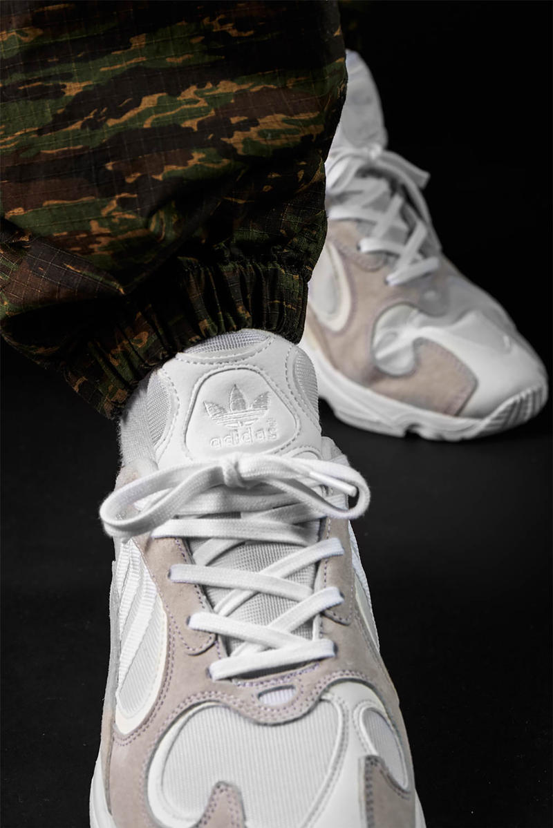 adidas Originals YUNG-1 'Ivory' Colorway Release Date Details Shoes Trainers Sneakers Kicks Footwear Cop Purchase Buy Available Soon