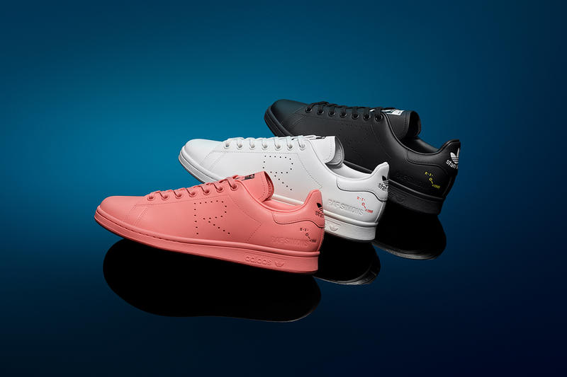 d55bef6496fbd adidas by Raf Simons Fall Winter 2018 Ozweego Stan Smith release info new  colorways sneakers