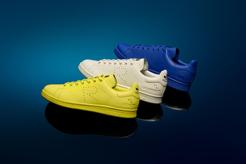adidas by Raf Simons Fall Winter 2018 Ozweego Stan Smith release info new colorways sneakers