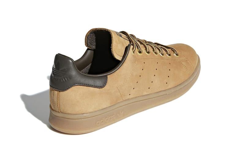 009de2a466 adidas Stan Smith Wheat release info mesa umber gum sneakers