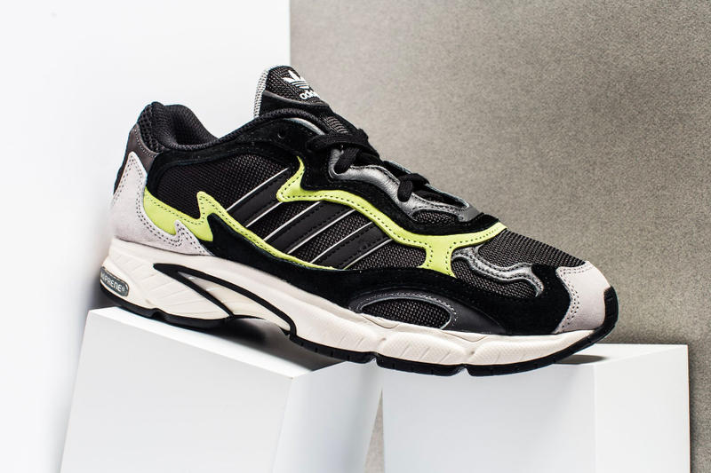 4ccc65e0caa adidas Temper Run black purple green Release Date fall 2018 price sneaker