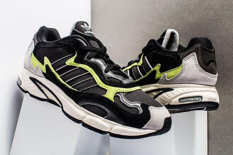 adidas Temper Run black purple green Release Date fall 2018 price sneaker
