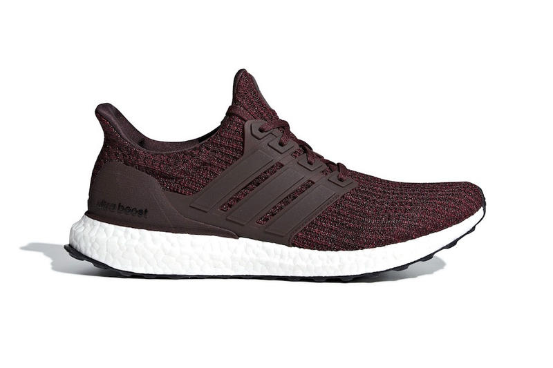 adidas UltraBOOST 4.0 New Colorways Release Details September 2018 Maroon Green Carbon White Red