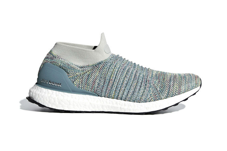 fca29335b68 adidas s UltraBOOST Laceless Resurfaces in a Multicolor Makeover