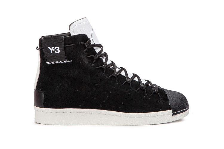 ded811c4c The adidas Y-3 Super High Is an Updated Take on a Classic Silhouette