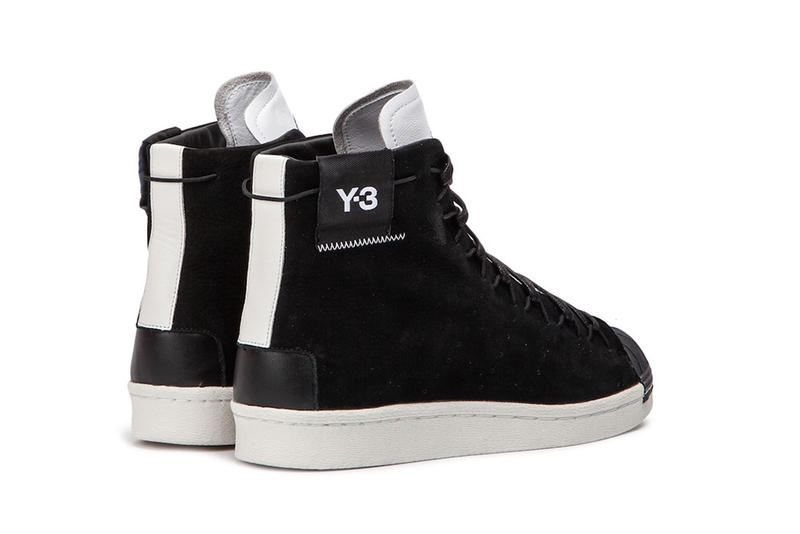 2c45d4c64 Sneaker Bar Detroit. adidas y-3 super high black white 2018 september  footwear