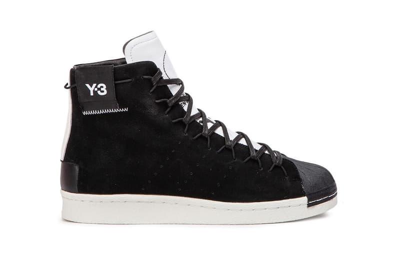 4e9d0b4e3 adidas y-3 super high black white 2018 september footwear. 1 of 3. Sneaker  Bar Detroit