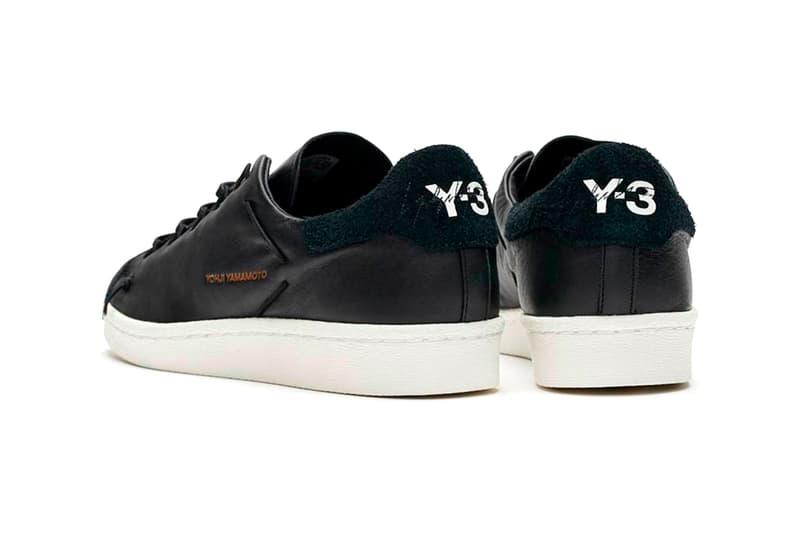 adidas Y-3 the Superknot the Superstar Yohji Yamamoto SNS